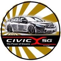 CIVIC X SG