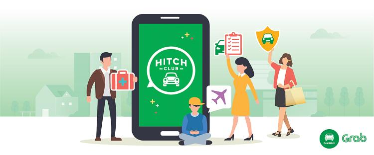 Motorist Hitch Club Reward Programme Grab Hitch