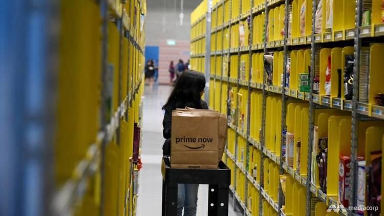 Amazon Prime Now Singapore