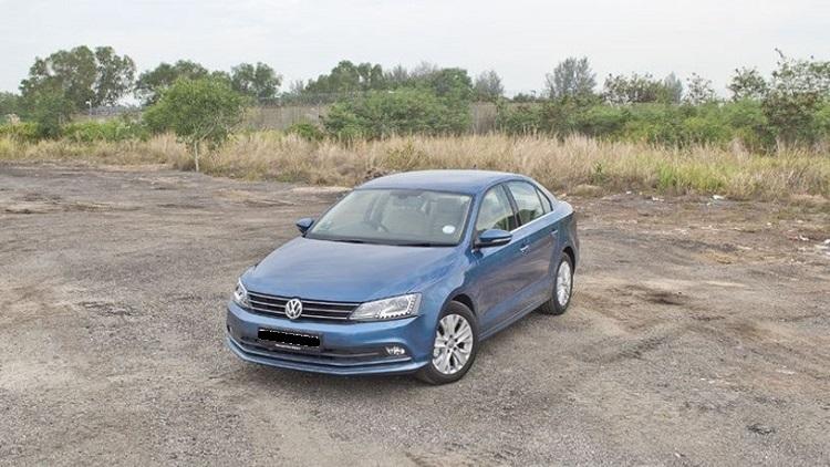 Motorist Volkswagen Jetta