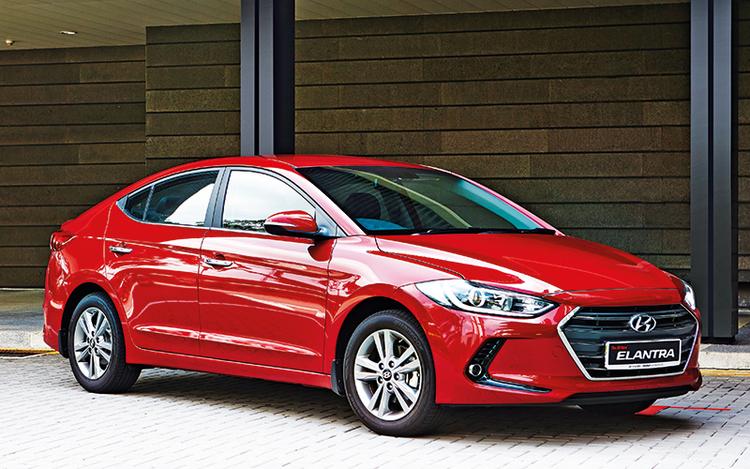 Hyunda Hyundai Elantra