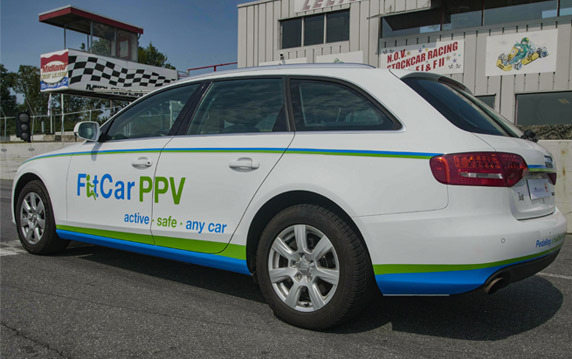 Fit Car Ppv Side View