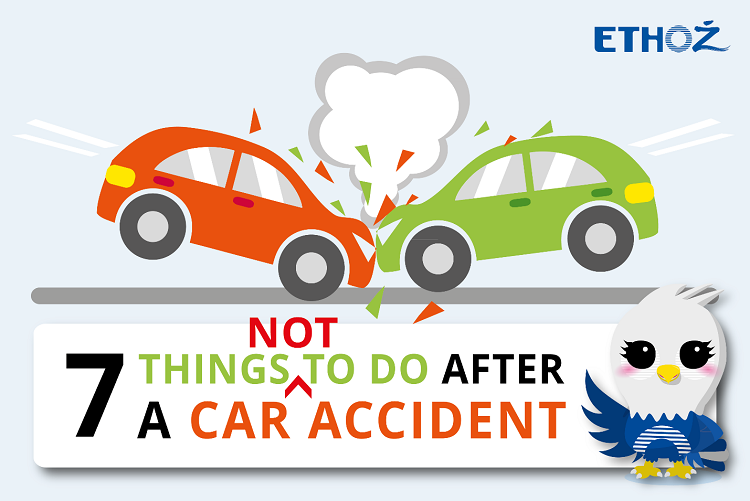 Motorist Ethoz 7 Things Not To Do After A Car Accident