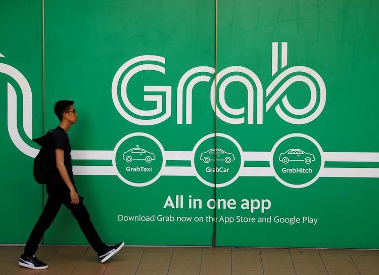 Grab Office Sign