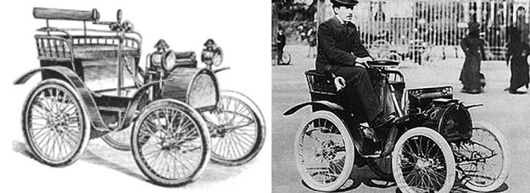 Motorist Ethoz Old Sedan
