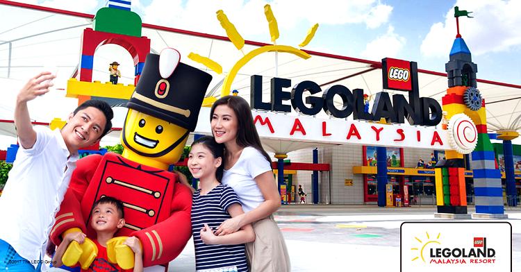 Motorist Native Legoland Malaysia