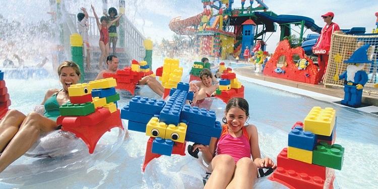 Motorist Native Legoland Malaysia Waterpark