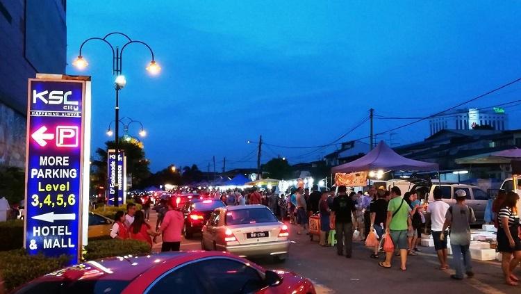 Motorist Native Ksl Monday Night Market