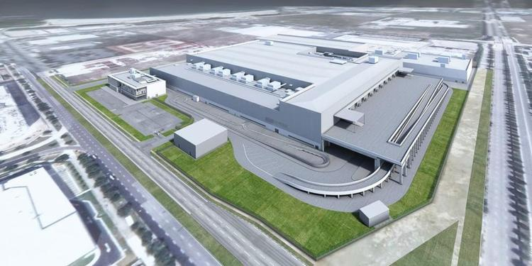Dyson's Singapore Factory