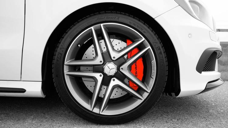 Mercedes Tyre