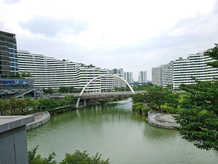 Motorist New Punggol Link Road Opens Early