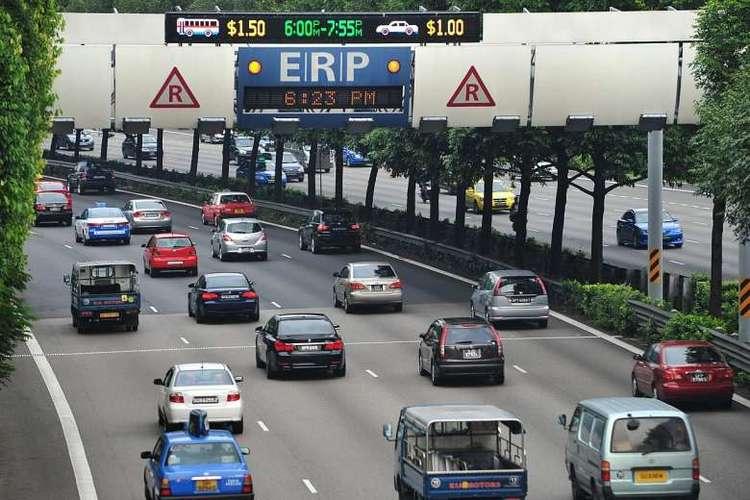 Cars Below ERP