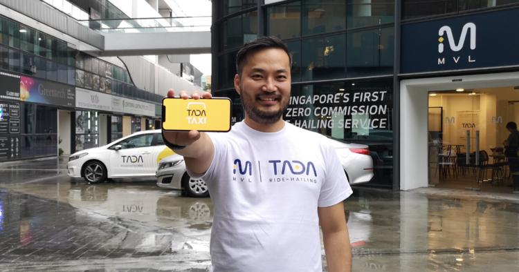 TADA Taxi Kay Woo