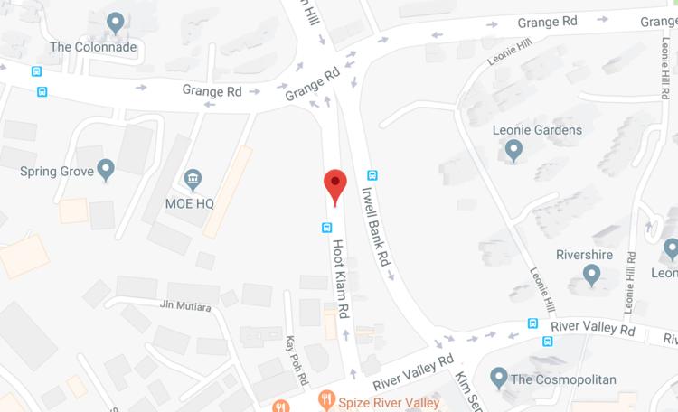 Google Maps Hoot Kiam Road