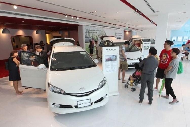 Motorist Singpass Vehicle Transaction Deregistration Lta