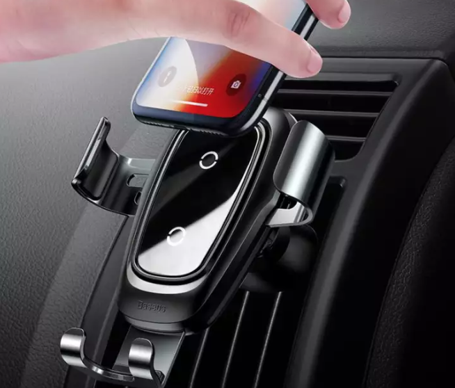 Wireless Charging Car Mount Phone Holder