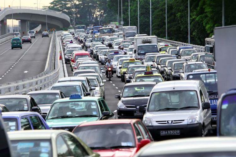 Cars Singapore Jam