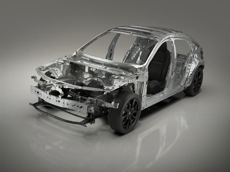 Mazda3 Skyactiv Vehicle Architecture