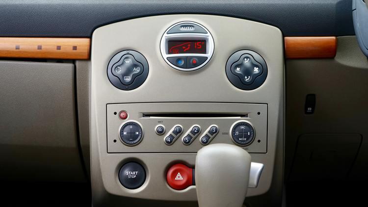 Car radio music