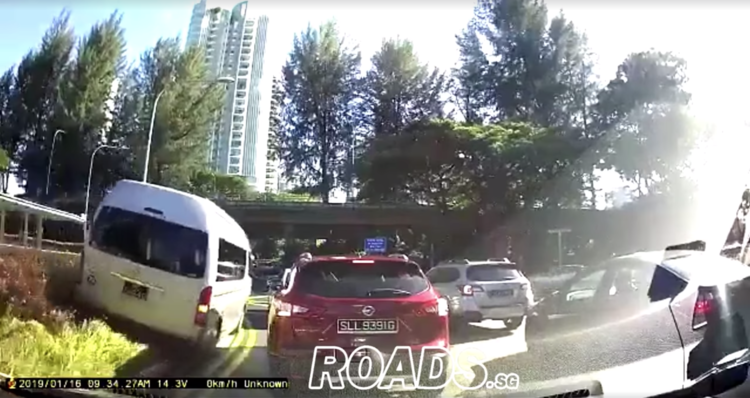 Inconsiderate Drivers of the Week Episode 23