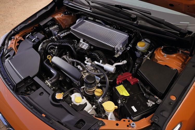 Motorist Subaru Debuts The All New 2022 Wrx Engine Sep 2021