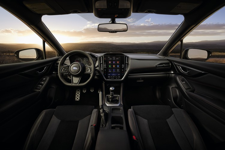Motorist Subaru Debuts The All New 2022 Wrx Interior Sep 2021