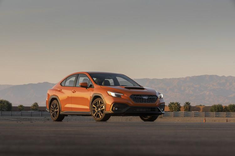 Motorist Subaru Debuts The All New 2022 Wrx Sep 2021